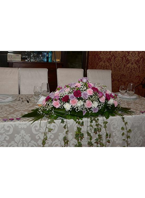 Aranjamente Florale Aranjament Floral Pentru Masa De Prezidiu